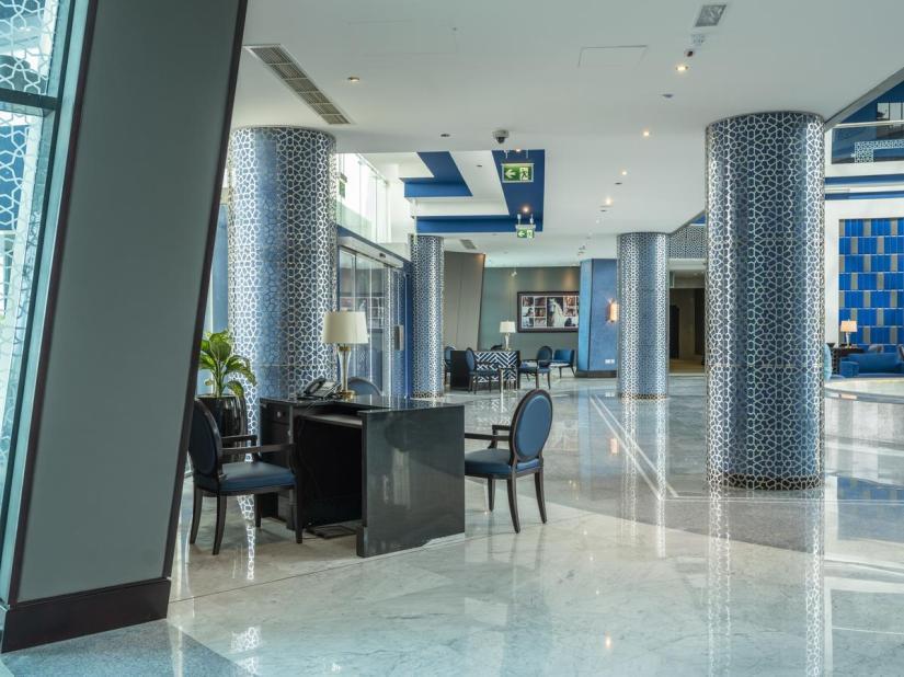 Lobby Vichy Célestins Resort Retaj